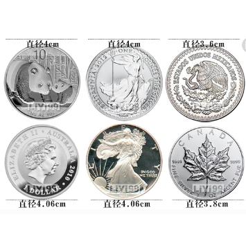 世界六大投资银币