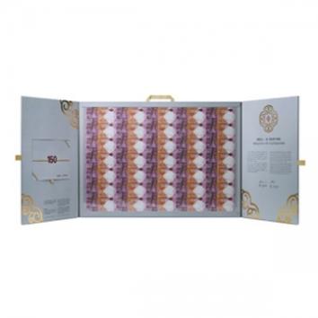 香港汇丰银行150周年纪念钞35连体整版钞(全程无4)