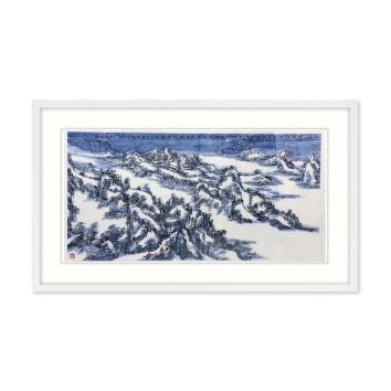 郭子昂-----雪景