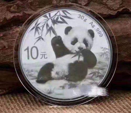 2020年熊猫币长这样